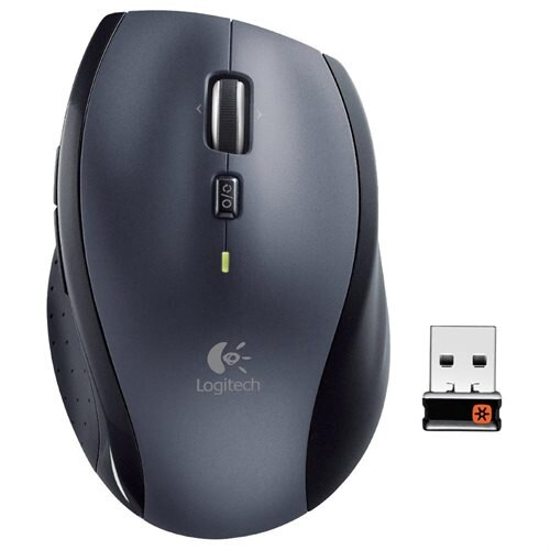 Logitech M705 Wireless Marathon Mouse with 3-year Battery Life 1