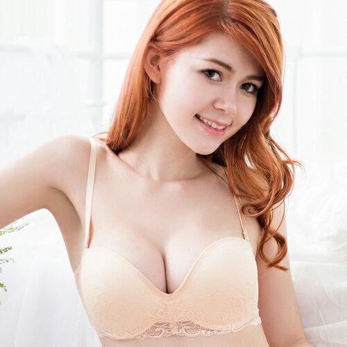 FLORA LOVELY 微笑smile 65B~75F 內衣成套^(膚^)
