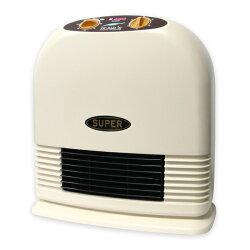 【嘉麗寶】定時型陶瓷電暖器 SN-869T