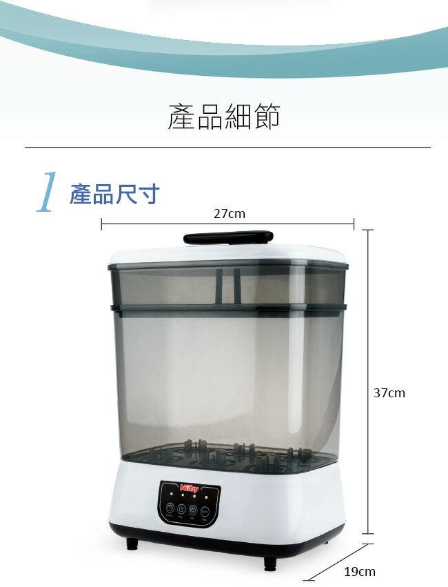 【Nuby】蒸氣消毒烘乾鍋 好窩生活節 4