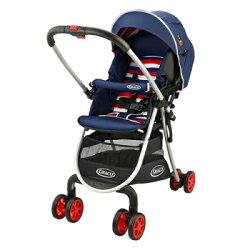 【麗嬰房】Graco 輕量雙向手推車 (CitiLite R UP 法式鬆餅NV)