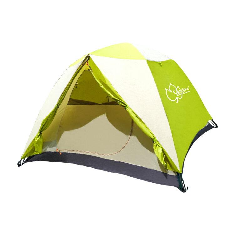 【露營趣】Outdoorbase 21164 大自然快搭式速立六人帳篷(標準款)露營帳篷 非logos 速可搭