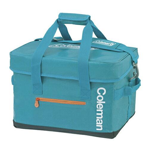 【露營趣】中和安坑 Coleman CM-6600 20L ELITE水藍保冷袋 冰桶 行動冰箱 保溫袋 野餐籃 保冰袋