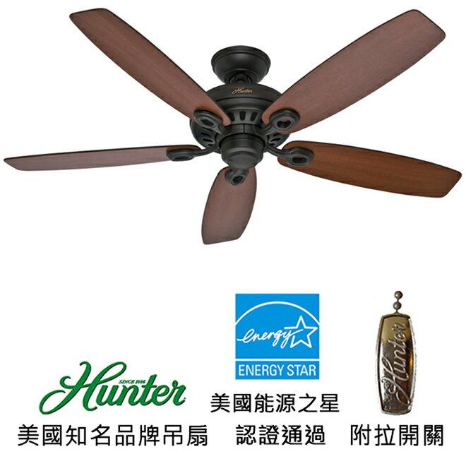 <br/><br/>  [top fan] Hunter Markham 52英吋能源之星認證吊扇(54110)新銅色<br/><br/>
