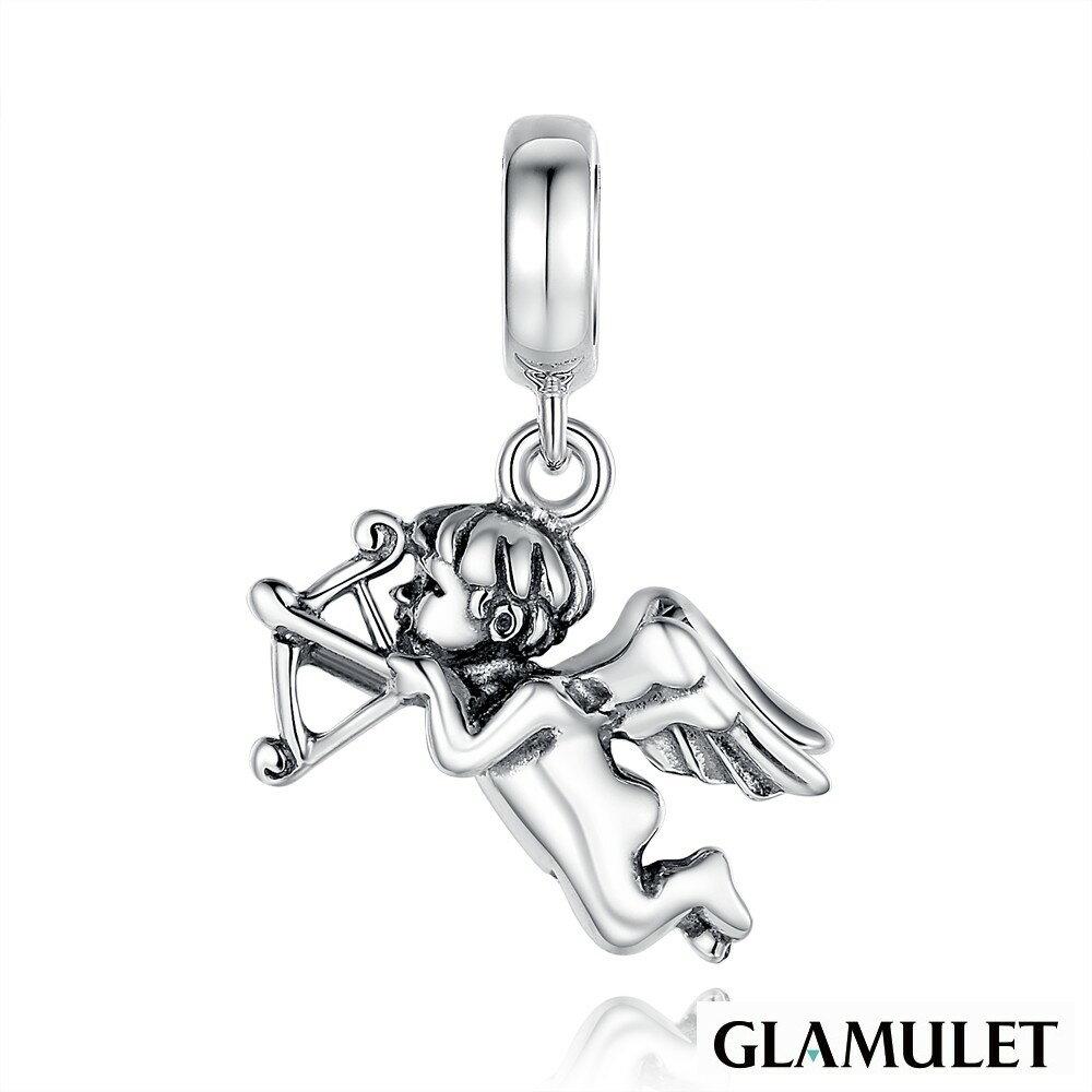 Glamulet格魅麗925純銀愛神丘比特 charm 手環手鏈串珠吊飾 潘朵拉通用