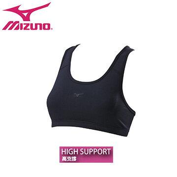 K2TA671009(黑)高支撐女運動內衣【美津濃MIZUNO】