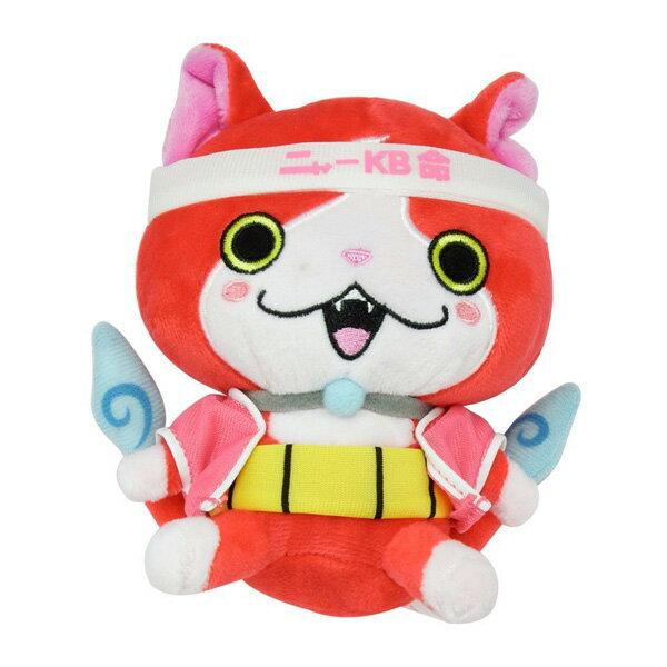 【 日本 BANDAI 】妖怪手錶 絨毛娃娃 吉胖喵 MM651651