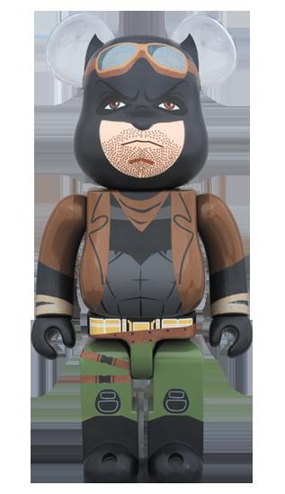 BEETLE BE@RBRICK KNIGHTMARE BATMAN 庫柏力克熊 夢魘蝙蝠俠 400% 0