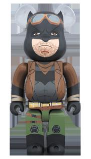 BEETLE PLUS:BEETLEBE@RBRICKKNIGHTMAREBATMAN庫柏力克熊夢魘蝙蝠俠400%