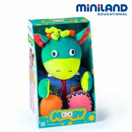 【淘氣寶寶】【西班牙Miniland】好朋友學習玩偶-莫奇