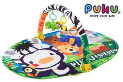 藍色企鵝 PUKU Good Friends 健身遊戲毯
