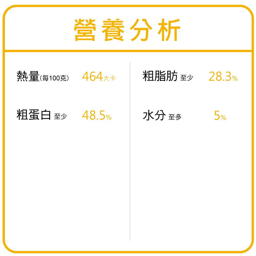 【SofyDOG】HyperrRAW超躍 小傲客生肉香鬆 鮮雞肉口味 130克 1
