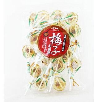【敵富朗超巿】上友黃心梅棒糖300g