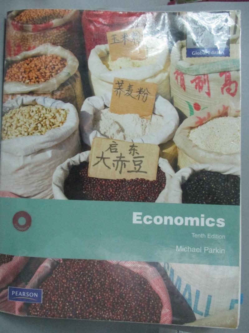 【書寶 書T8/大學商學_JLS】Economics_Parkin