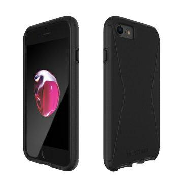 英國Tech21超衝擊Evo Tactical 防撞軟質保護殼 iPhone 7 Plus 5.5吋 透黑