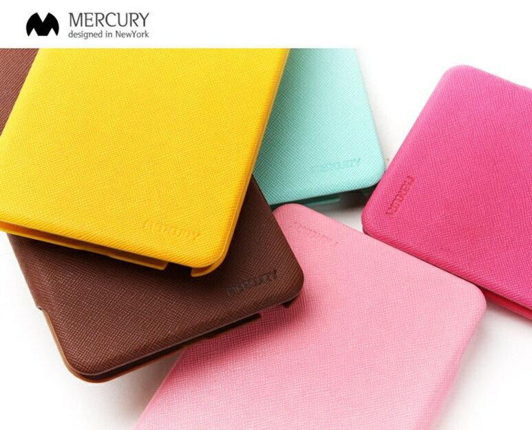 韓國Mercury Samsung Galaxy S3 i9300 超薄系列側翻皮套/書本式皮套/側翻保護套/側開皮套/保護套/可放卡片/翻蓋保護殼/矽膠套