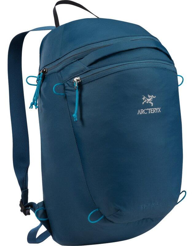 Arcteryx 始祖鳥 Index 15 登山攻頂包/後背包/輕量220g可反收 18283 藍色軍團