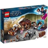 積木玩具推薦到樂高積木 LEGO《 LT75952 》2018年 Harry Potter 哈利波特系列 - 怪獸與牠們的產地 紐特的魔法生物手提箱就在東喬精品百貨商城推薦積木玩具