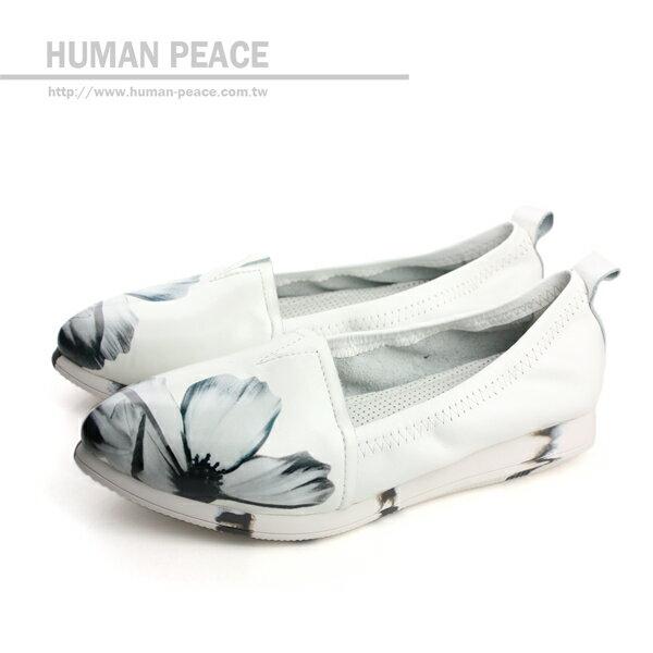 HUMAN PEACE 懶人鞋 白色 女鞋 no330