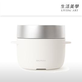 嘉頓國際 日本進口 BALMUDA【K03A】電鍋 三人份 壓力鍋 飯鍋 電子鍋