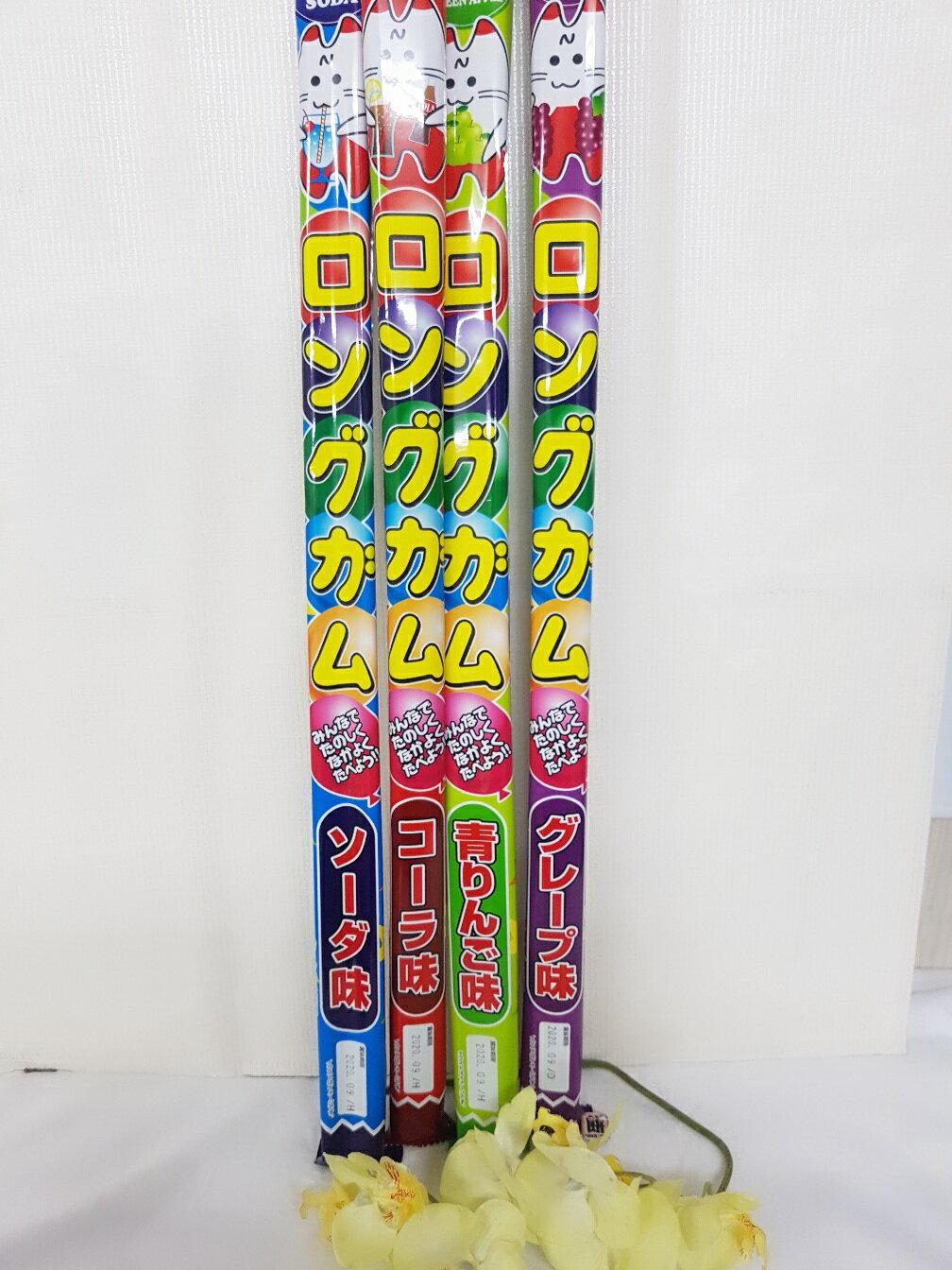 NOZAKI日本超長綜合口香糖-60g條