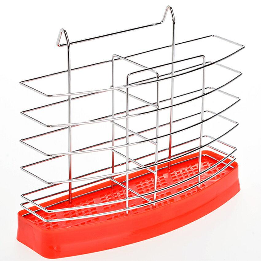 2-Tier Dish Drying Rack Stainless Steel Drainer Kitchen Storage 2