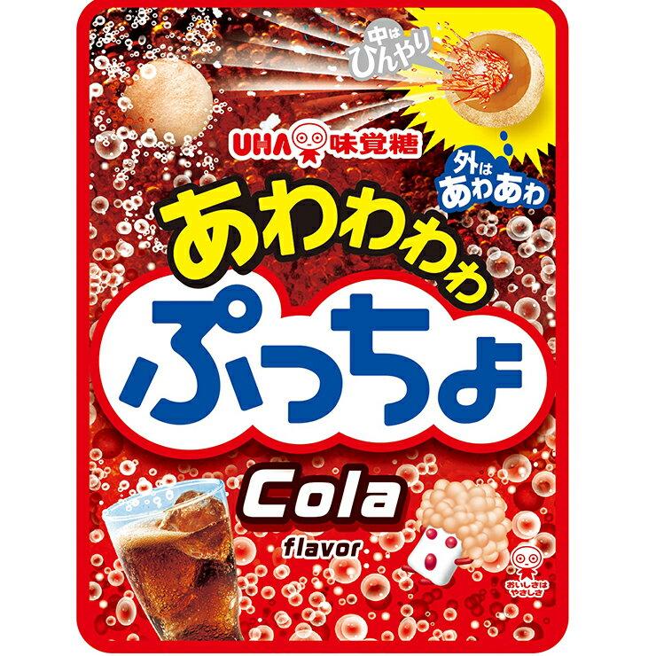 味覺糖 普超 碳酸糖(可樂口味)-24g