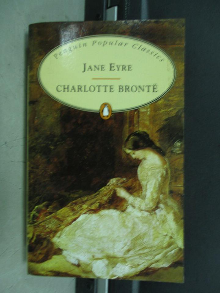 ~書寶 書T7/原文小說_IRJ~JANE EYRE_CHARLOTTE BRONTE