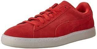 PUMA SUEDE CLASSIC 紅男鞋US 7.5~13 360850-02 B倉