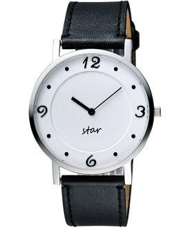 STAR時代錶 9T1407-431S-W藝術復興時尚腕錶/白面34mm