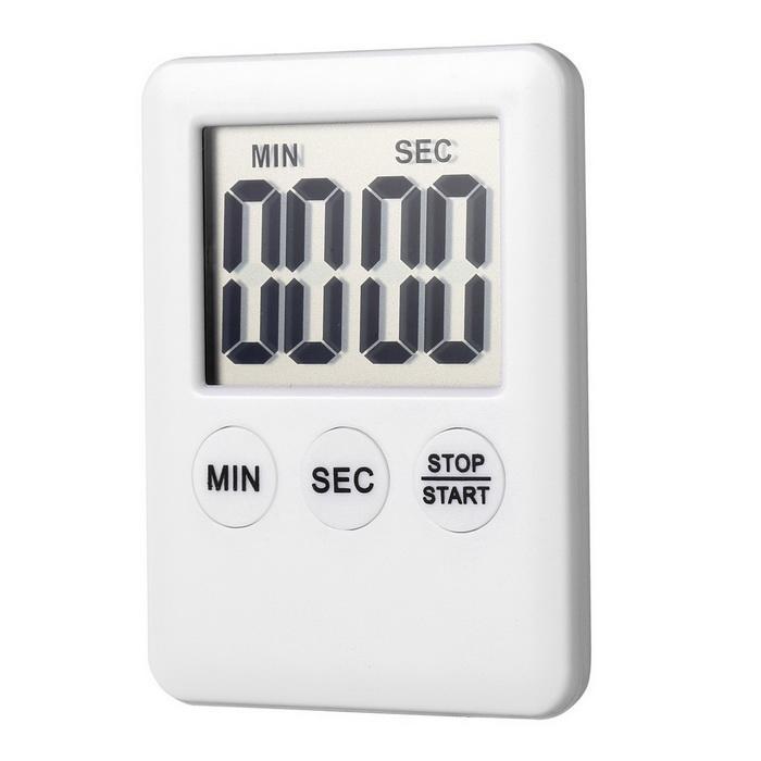 Digital LCD Timer Cooking Clock Alarm 1