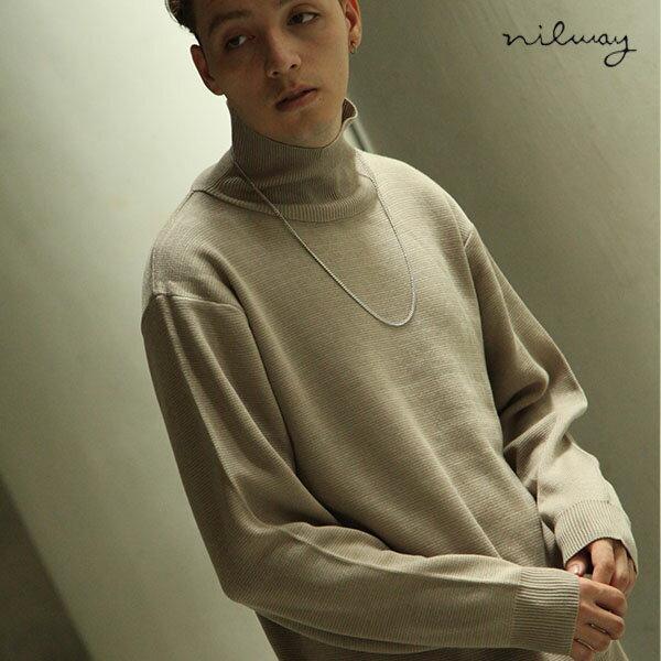 【Nilway】高領T恤 0