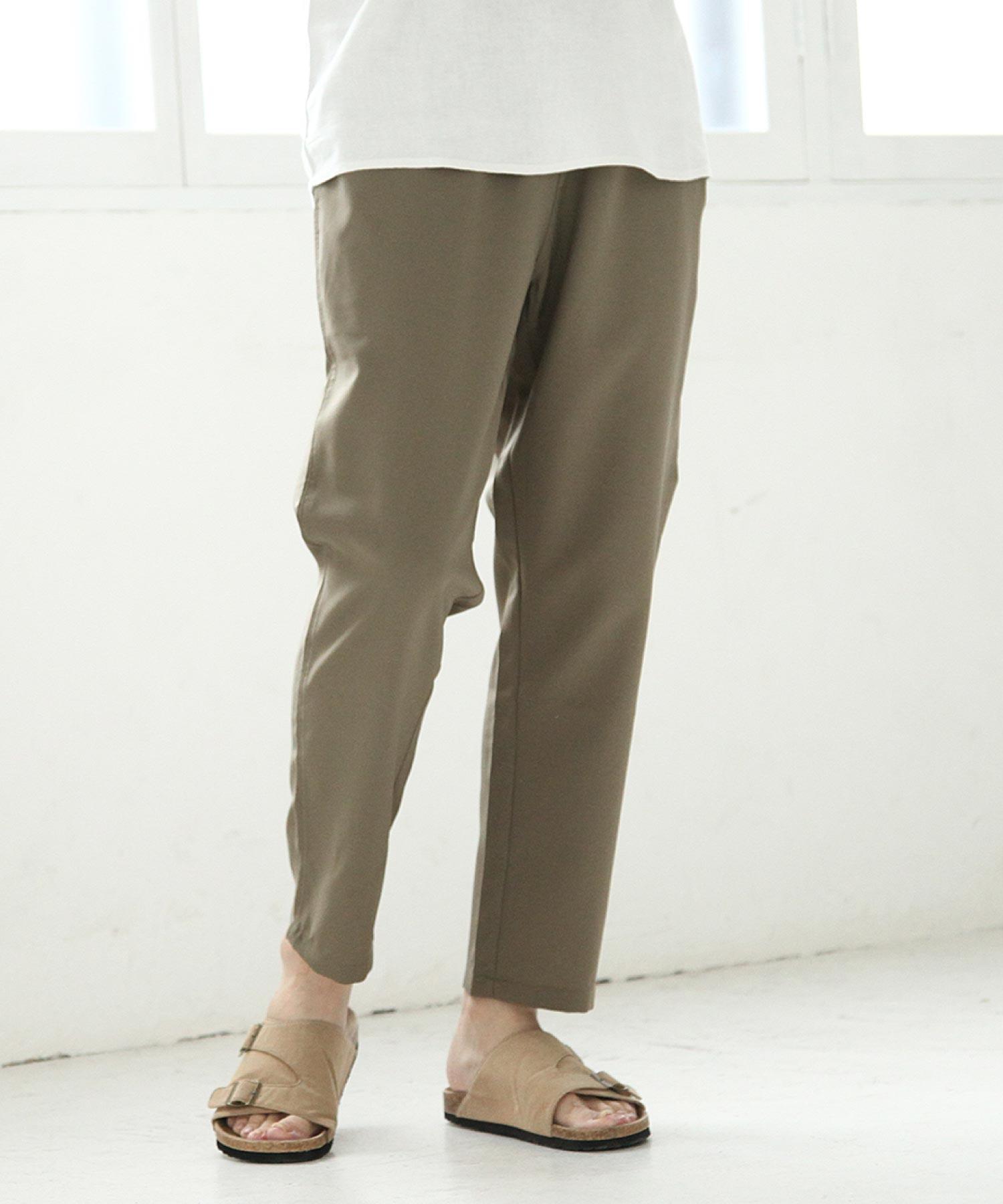 【Nilway】梳毛鬆緊褲 5