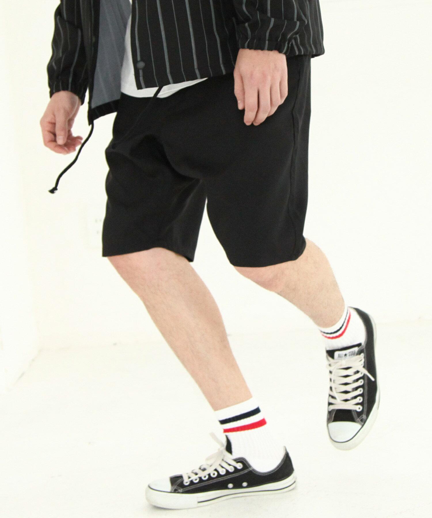 【Nilway】混紡鬆緊短褲 3