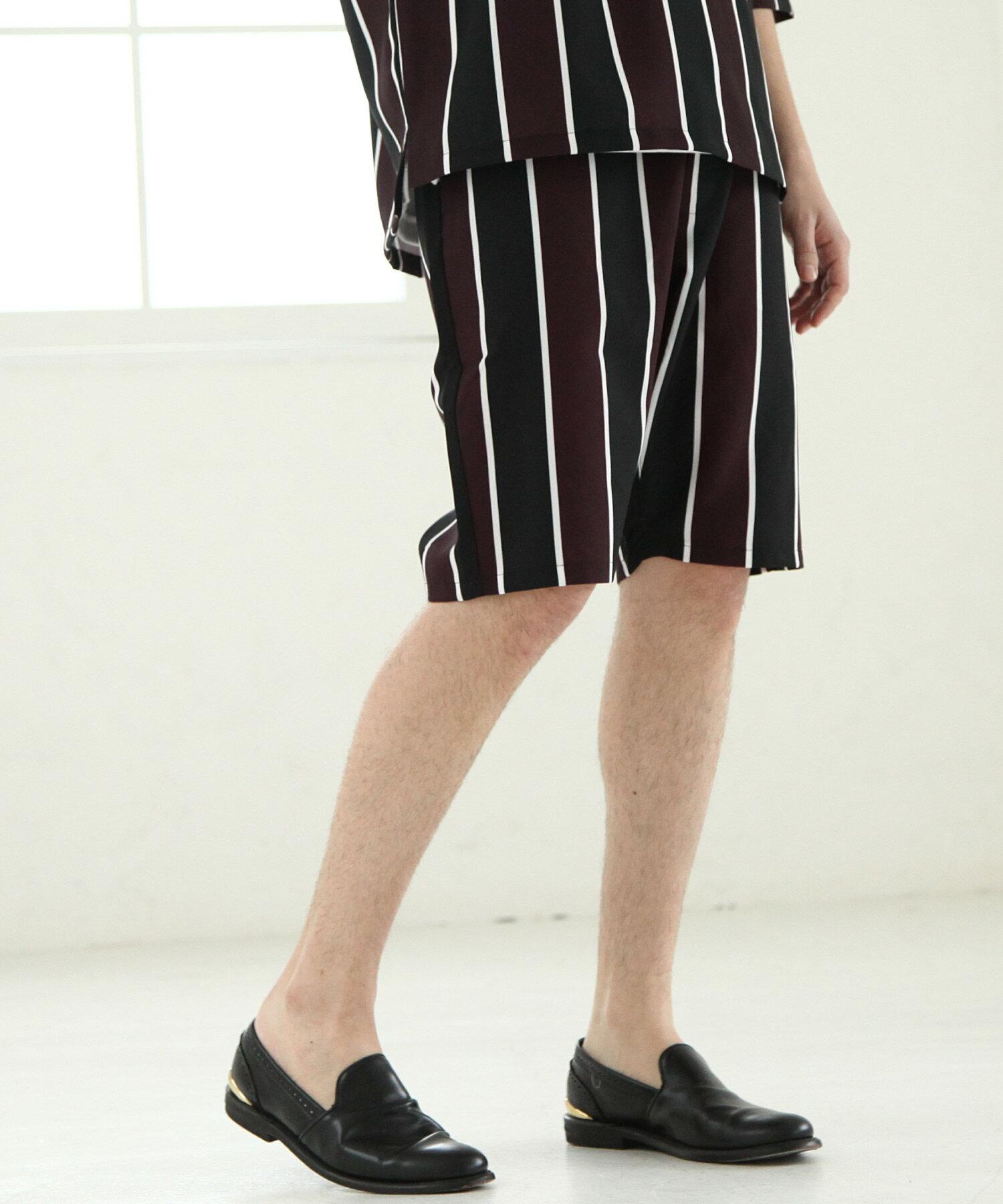 【Nilway】混紡鬆緊短褲 1