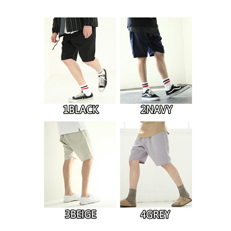 【Nilway】混紡鬆緊短褲 7