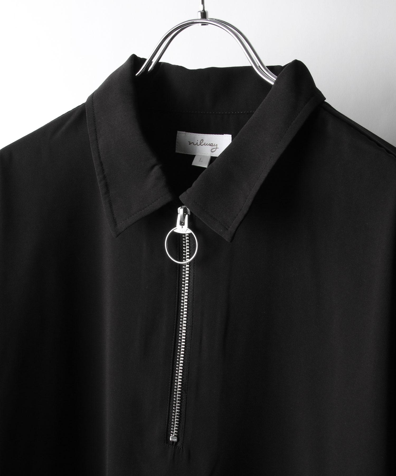 【Nilway】半拉鍊套頭衫 4