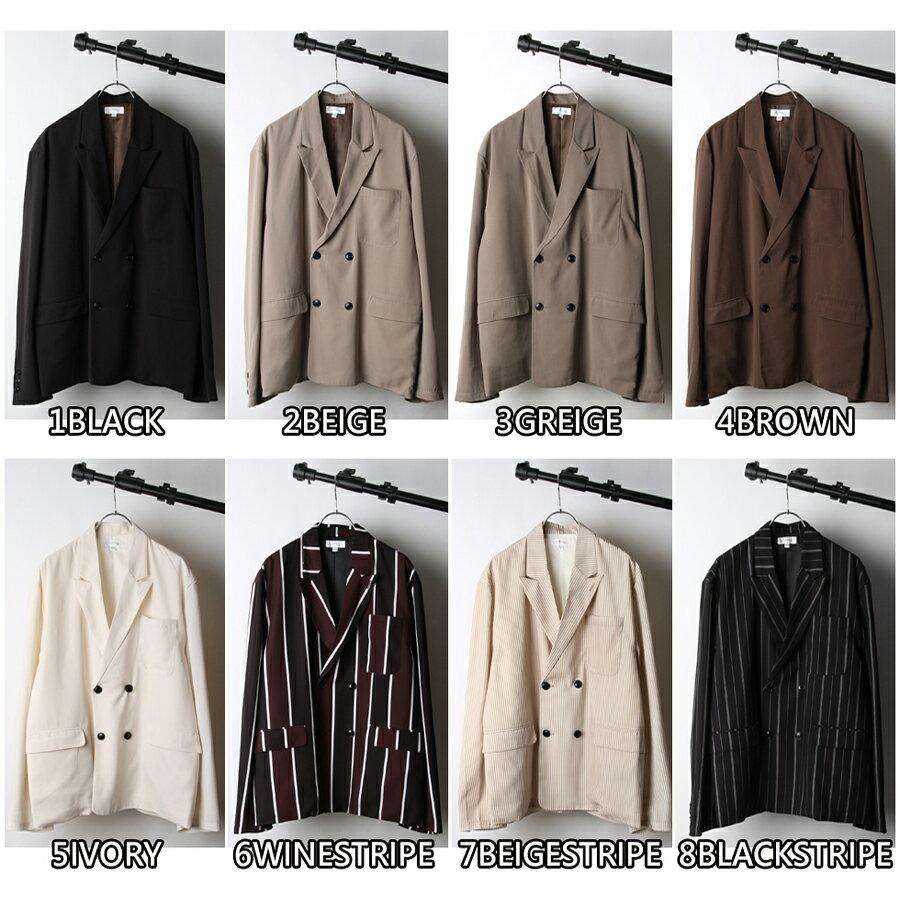 【Nilway】雙排釦西裝夾克 2