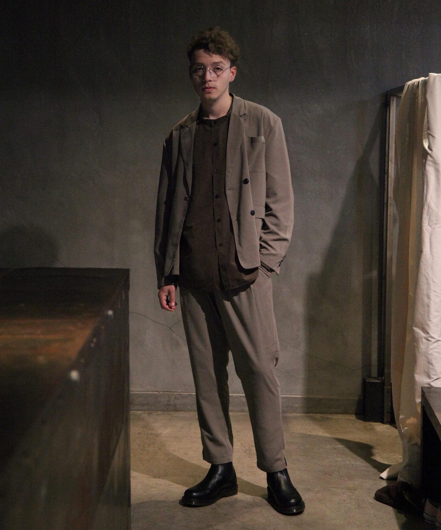 【Nilway】雙排釦西裝夾克 5