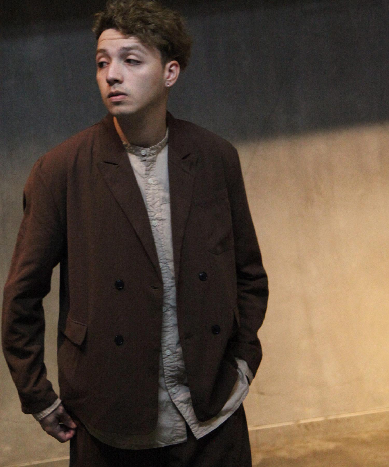 【Nilway】雙排釦西裝夾克 1