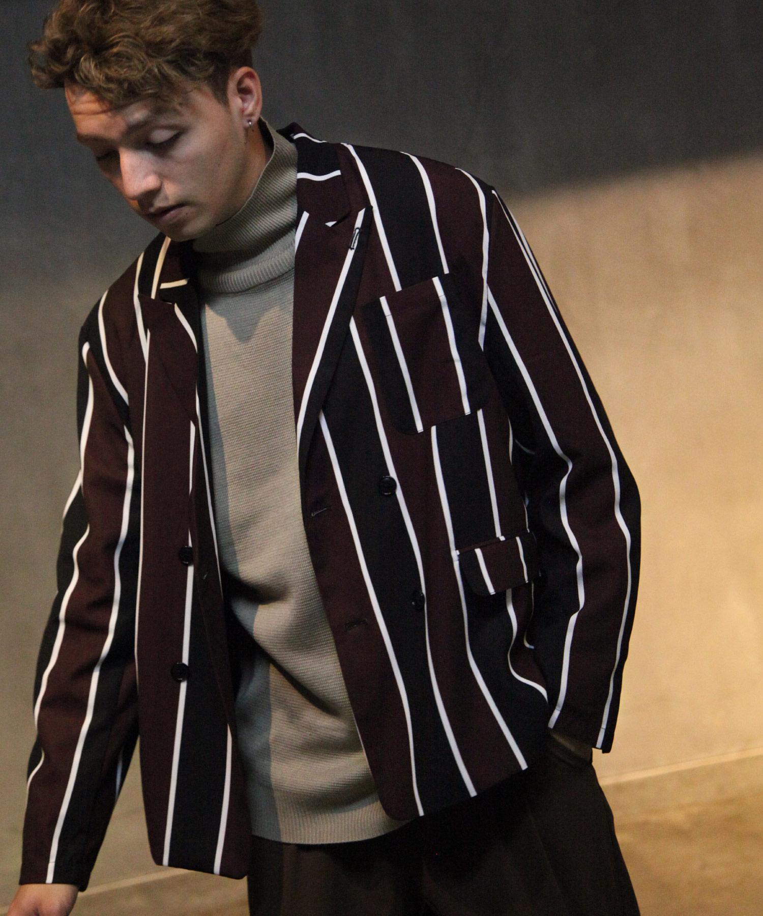 【Nilway】雙排釦西裝夾克 7