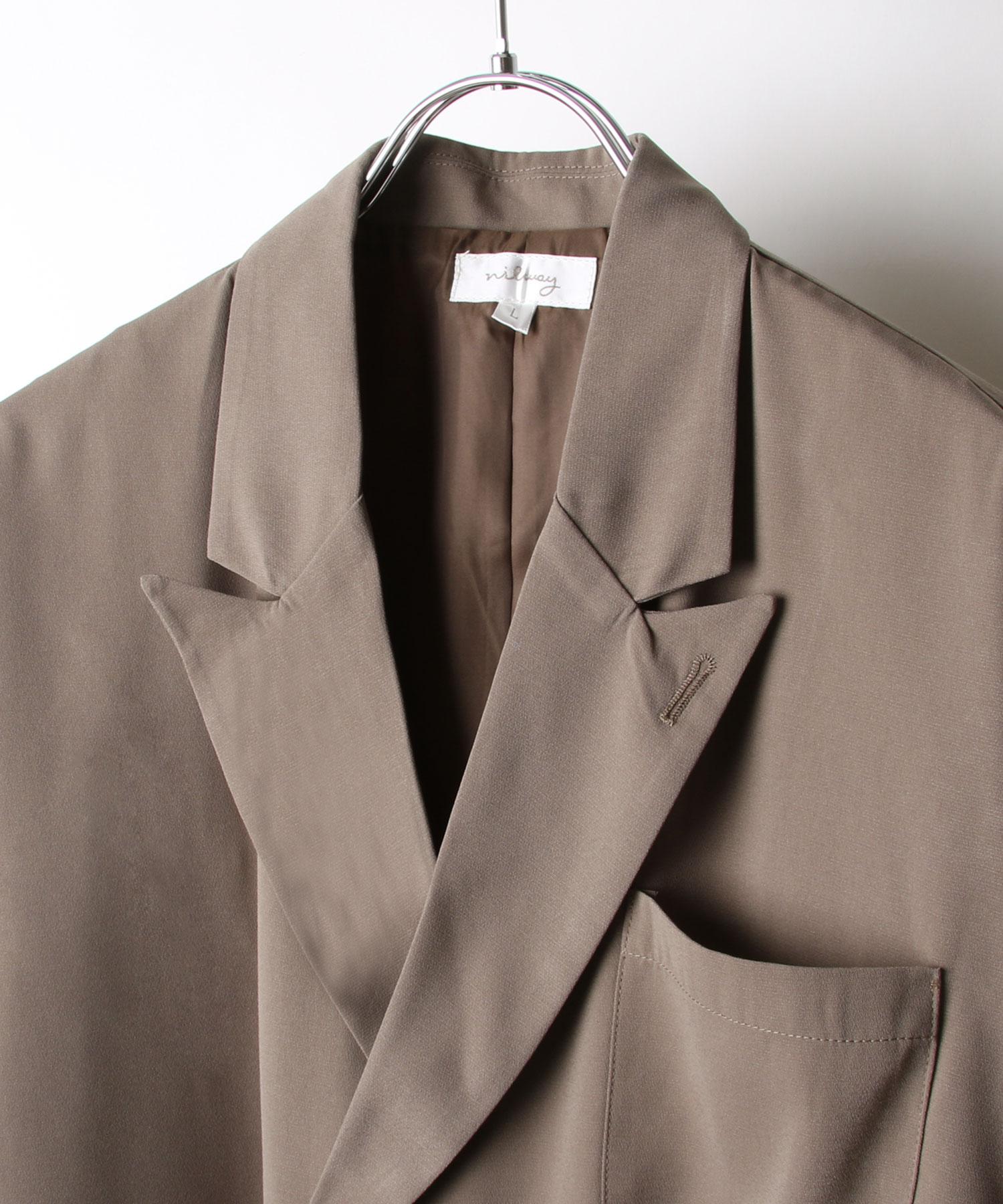 【Nilway】雙排釦西裝夾克 4