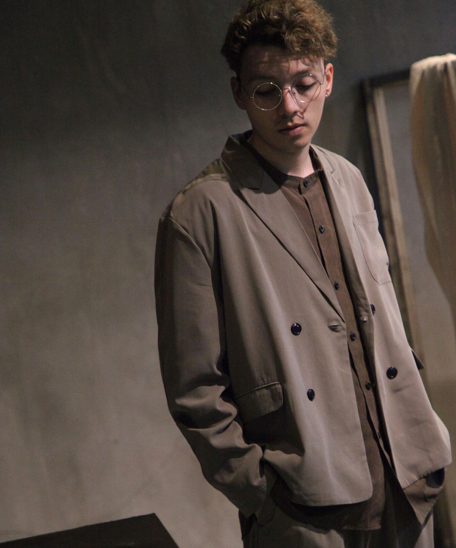【Nilway】雙排釦西裝夾克 8