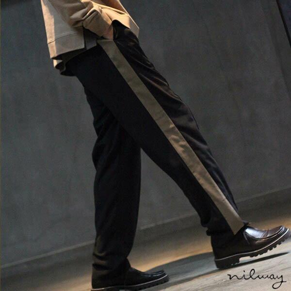 【Nilway】西裝褲 立體裁縫 0