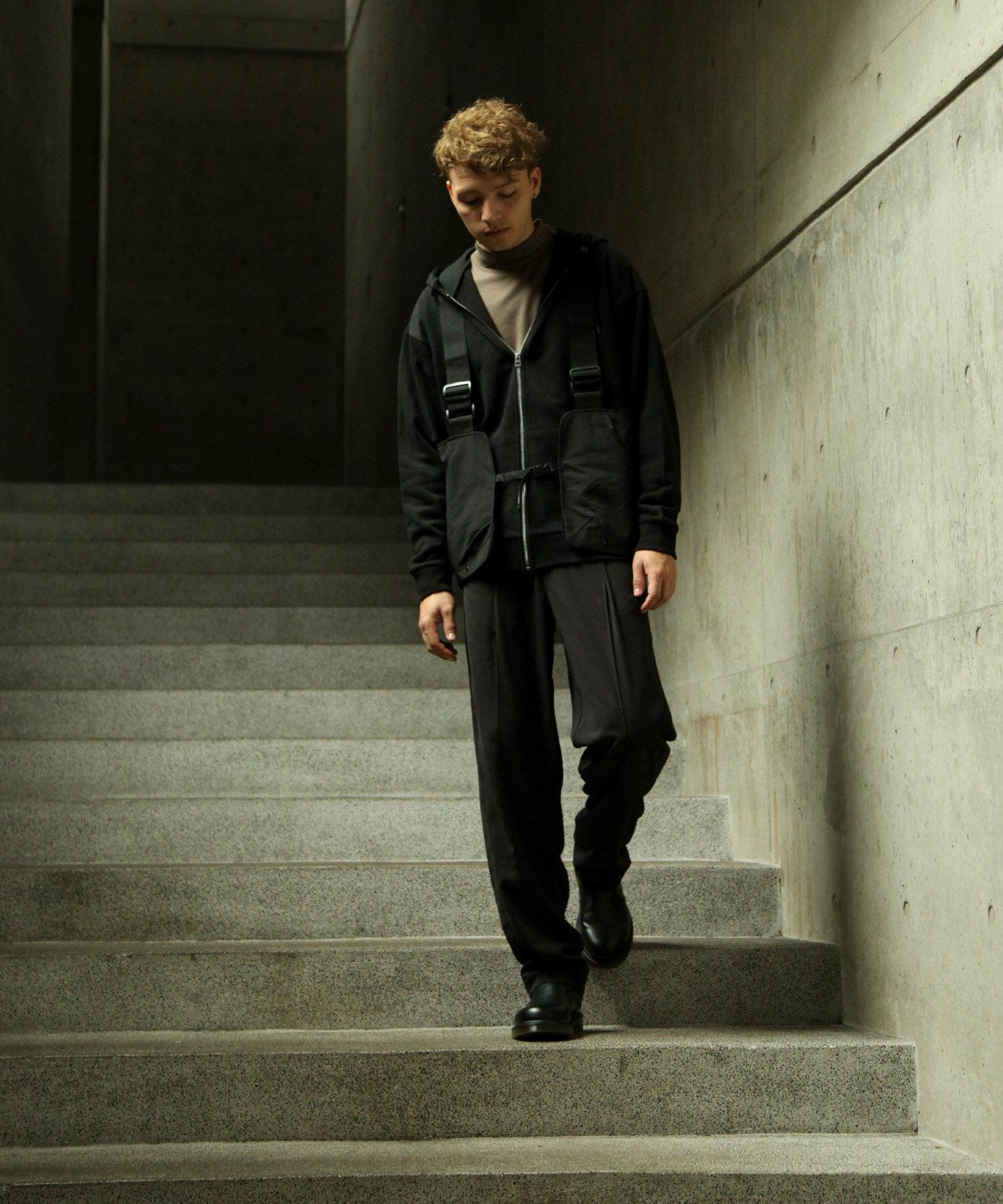 【Nilway】西裝褲 立體裁縫 5