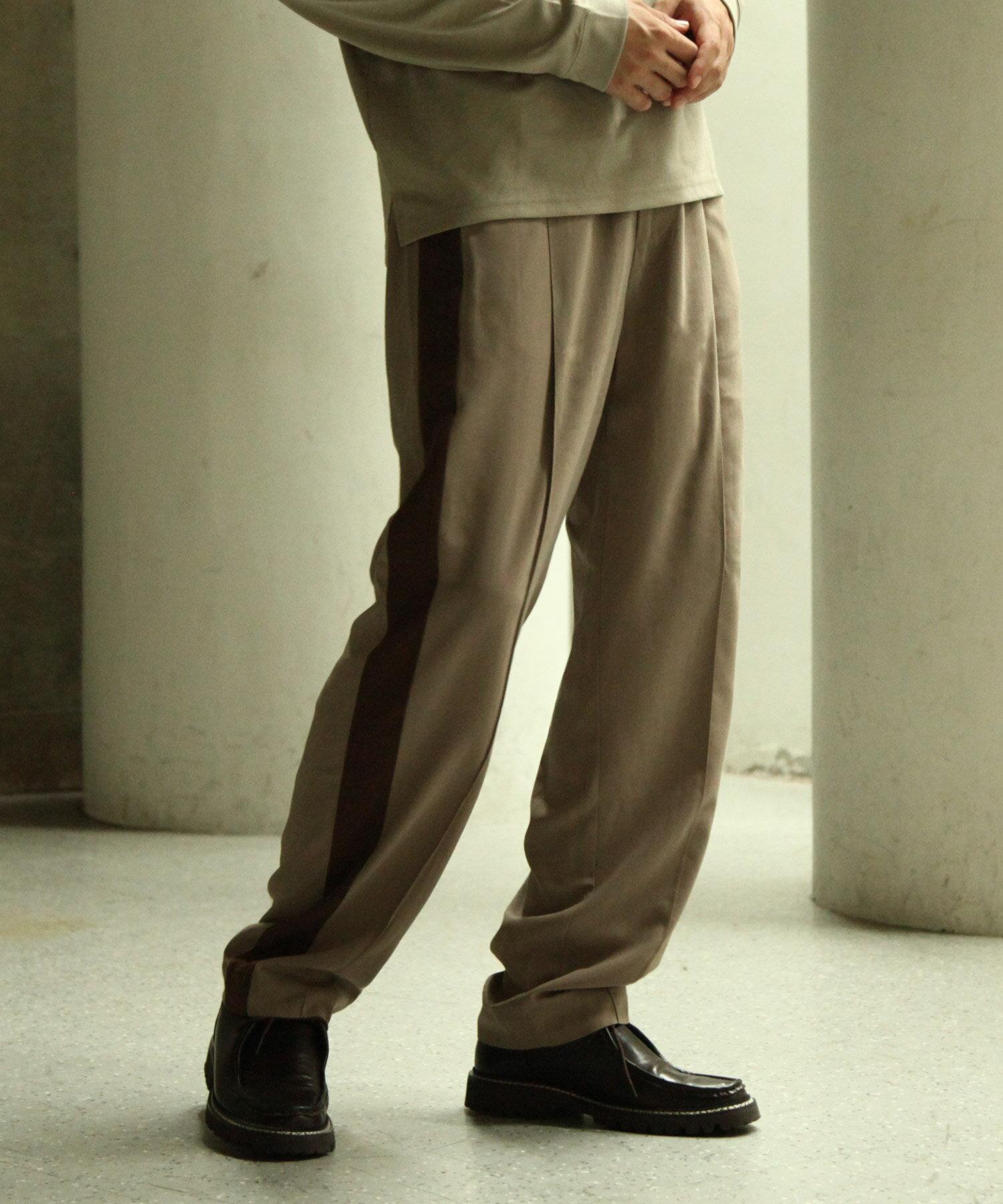 【Nilway】西裝褲 立體裁縫 1