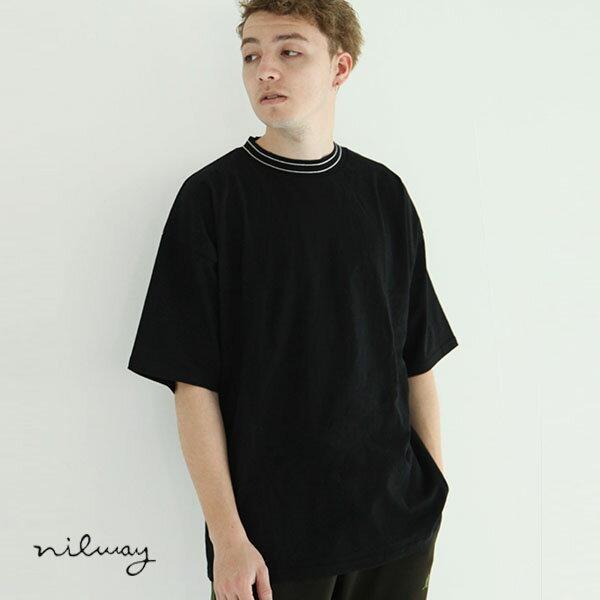 【Nilway】微領寬版TEE 0