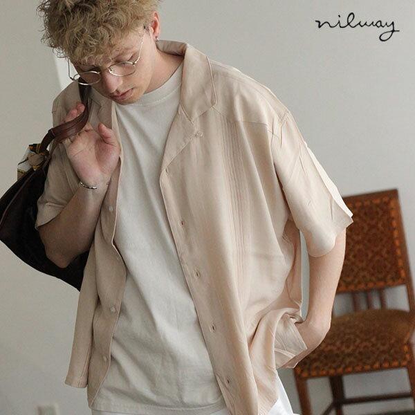 【Nilway】古巴短袖襯衫 0