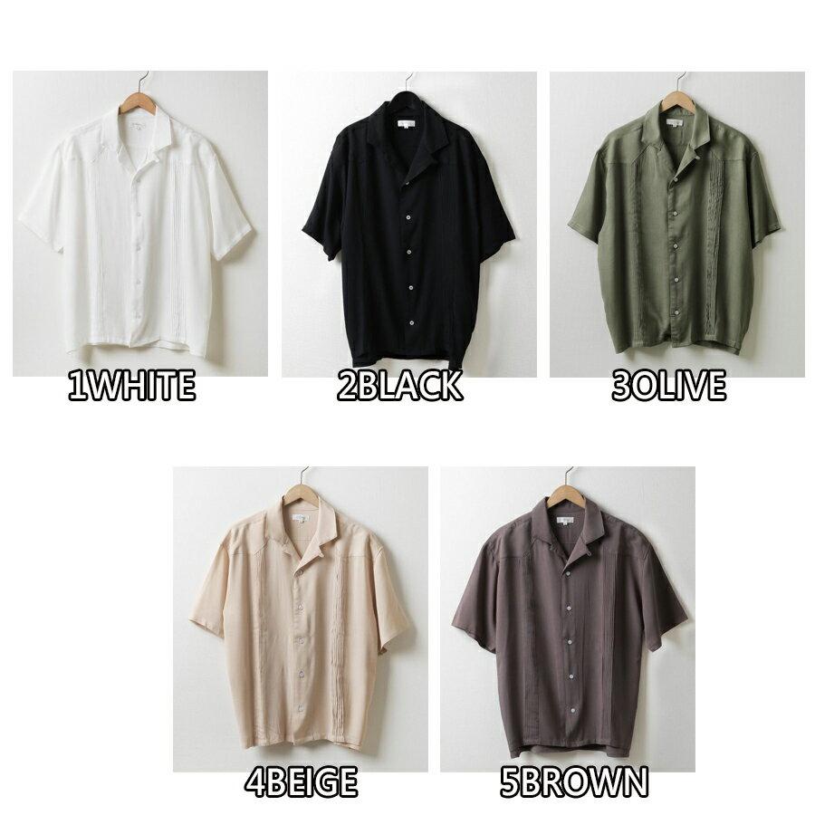 【Nilway】古巴短袖襯衫 2