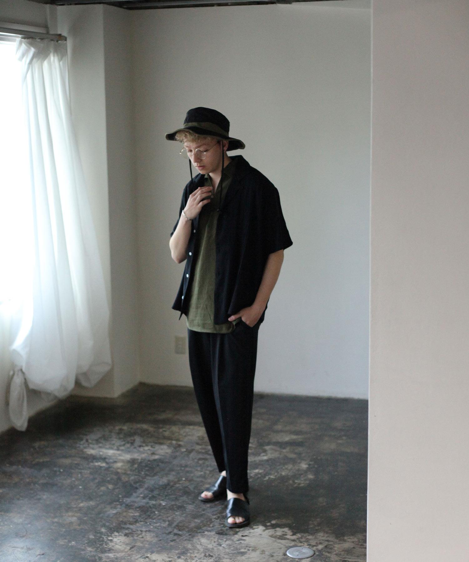 【Nilway】古巴短袖襯衫 5